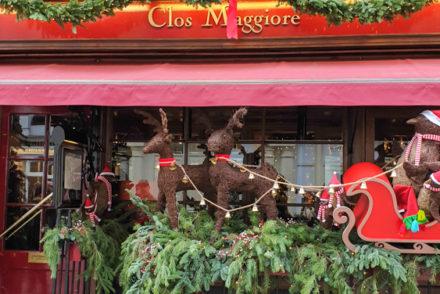 ロンドンのクリスマス