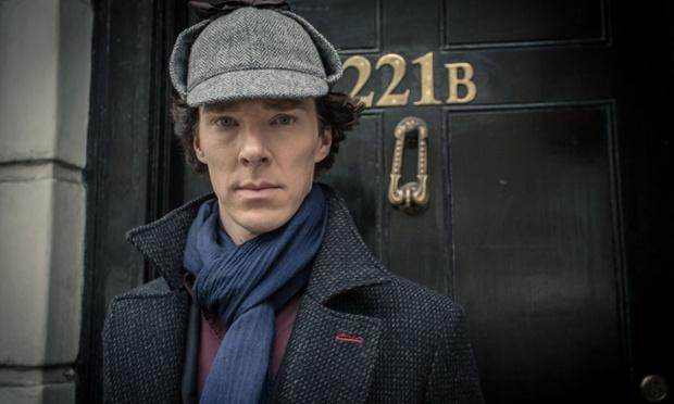 SHOWBIZ Sherlock 102530