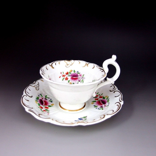 davenport cup and saucer