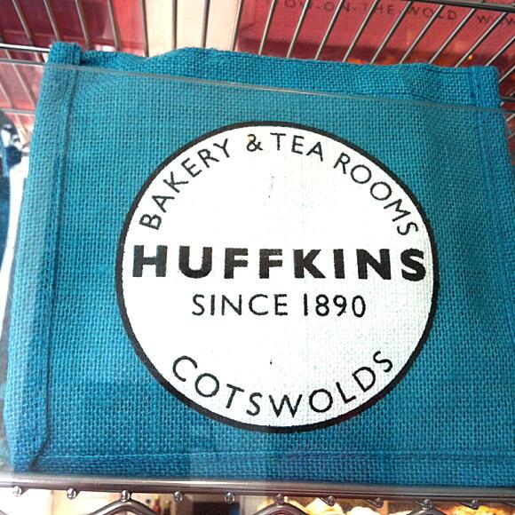huffkins bag blue