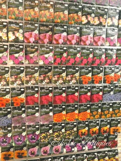美しい国、英国のアンティーク&カントリーライフ-Flower seeds