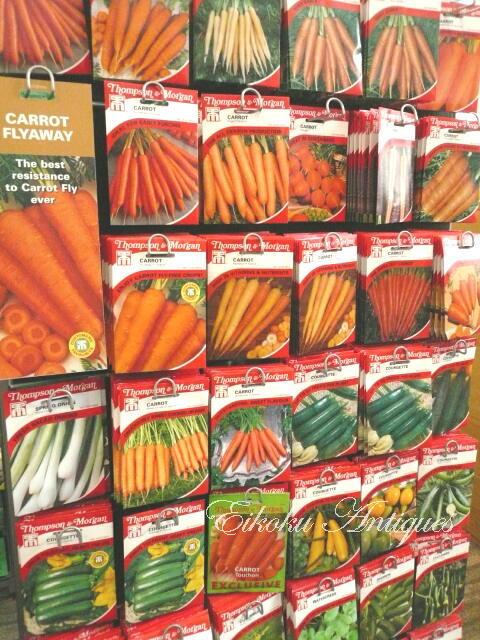 美しい国、英国のアンティーク&カントリーライフ-Carrots