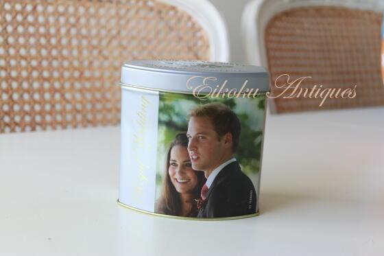 英国アンティークス・オフィシャルブログ-Royal Wedding tea