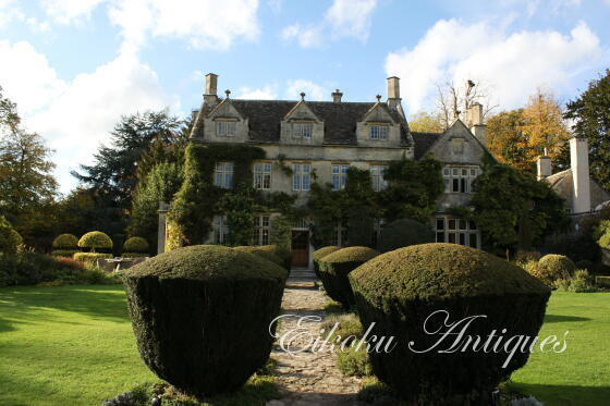 英国アンティークス・オフィシャルブログ-Barnsley House