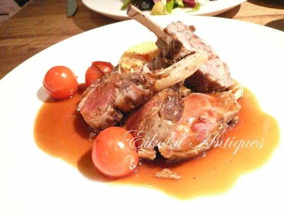 英国アンティークス・オフィシャルブログ-Pub lunch