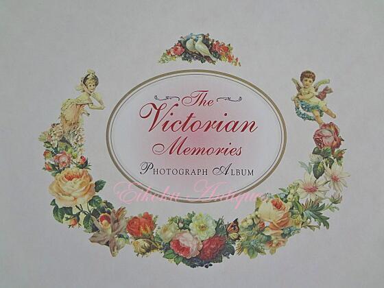 英国アンティークス・オフィシャルブログ-Victorian Album