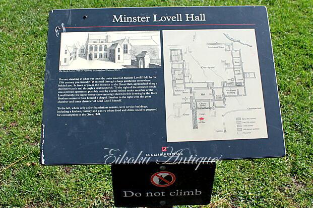 英国アンティークス・オフィシャルブログ-Minster Lovell