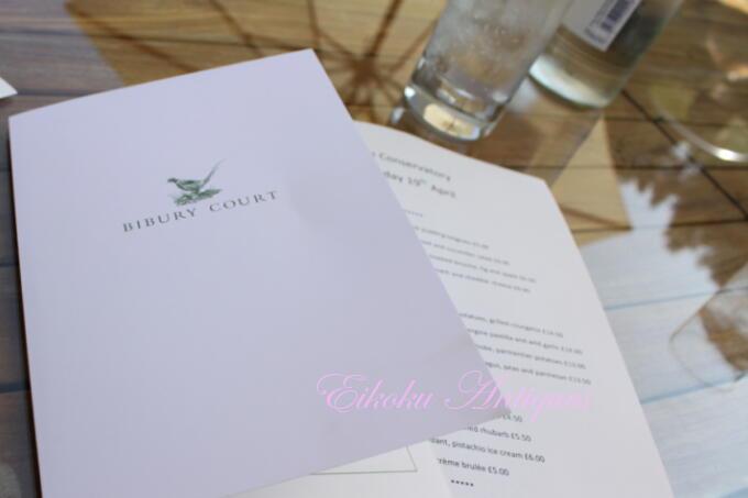 英国アンティークス・オフィシャルブログ-Bibury Court