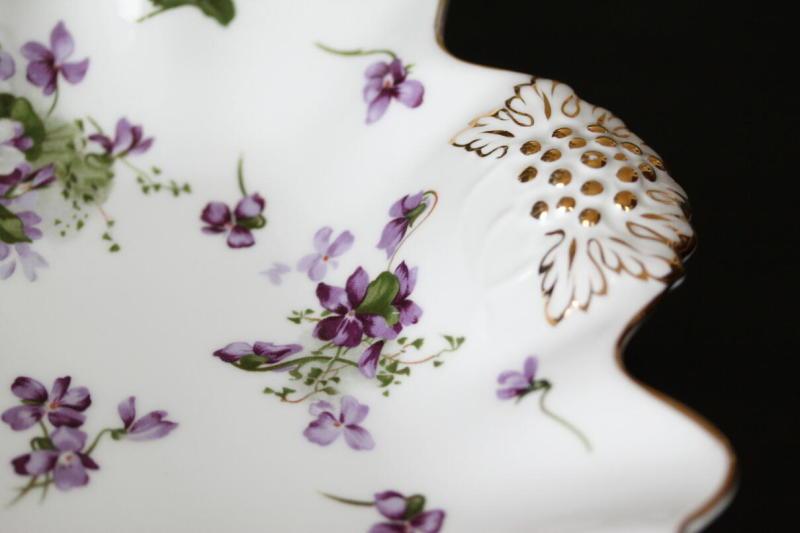 美しい国、英国のアンティーク&カントリーライフ-Victorian Violets