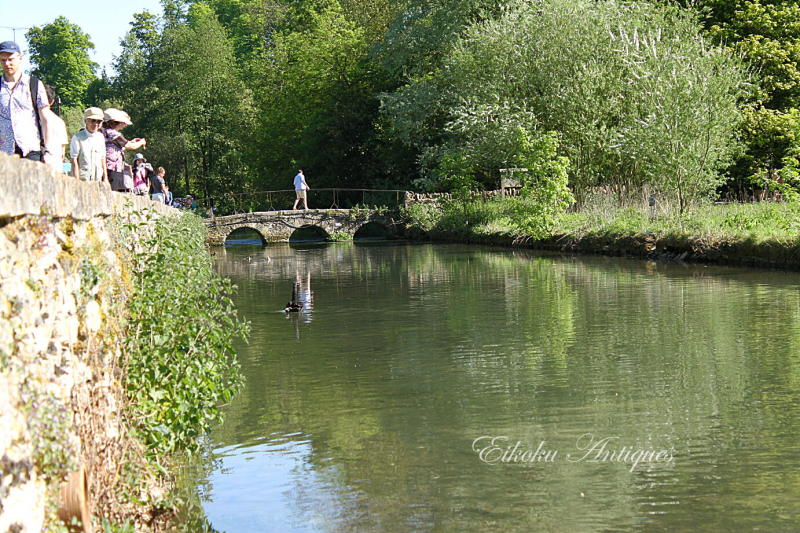 美しい国、英国のアンティーク&カントリーライフ-Bibury