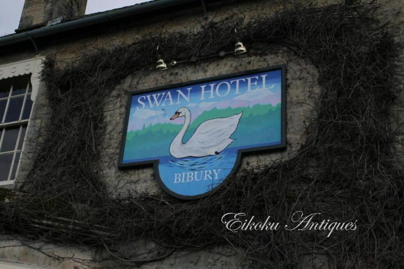 美しい国、英国のアンティーク&カントリーライフ-スワンホテル