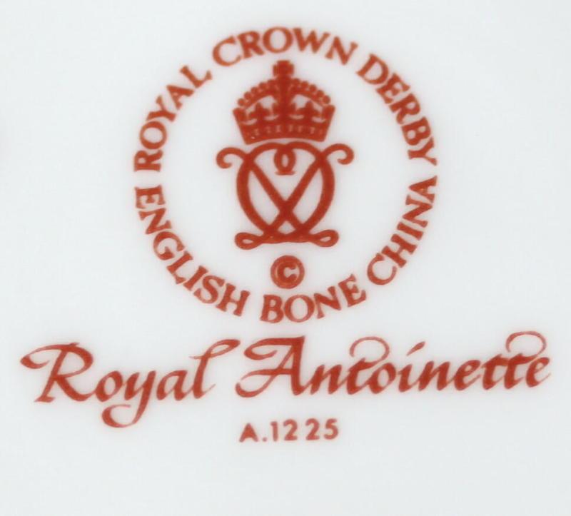 美しい国、英国のアンティーク&カントリーライフ-Royal Antoinette 1st quality